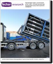 Маркетинговое исследование рынка неметаллических автотранспортных баллонов и систем для хранения и транспортировки сжатого природного газа (метана)